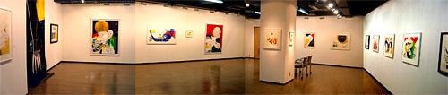 個展 at シロタ画廊3