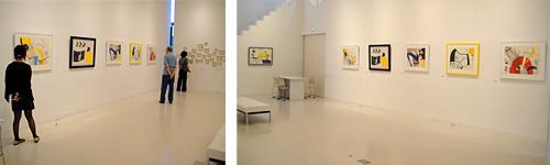 舟田潤子展 at アートガーデン6