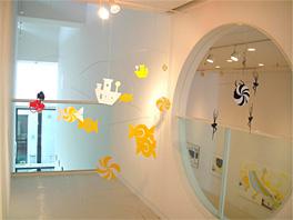 舟田潤子展 at アートガーデン8